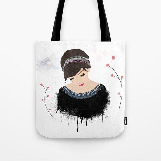 ONE SWEET GIRL Tote Bag