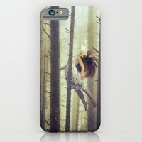 iPhone & iPod Case featuring Let me go by Richard George Davis