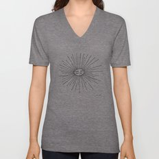 seek out the joy Unisex V-Neck