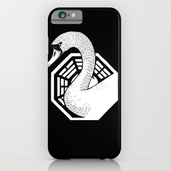Swan iPhone & iPod Case