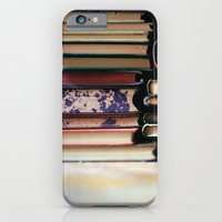 vintage pages iPhone 6 Slim Case