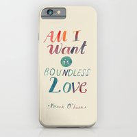 All I Want Is Boundless … iPhone 6 Slim Case