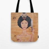 The Last Empress Tote Bag