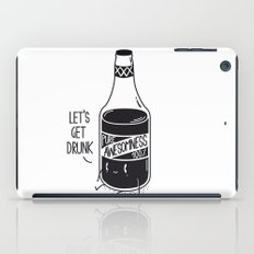 Pure awesomness iPad Case