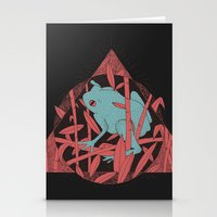 NightCroaking Stationery Cards