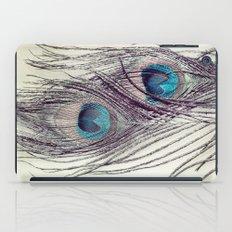 Peacock Feathers iPad Case