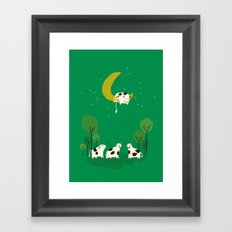 Fail Framed Art Print