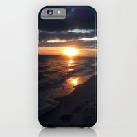 iPhone & iPod Case featuring sunset by Jaclyn B Photography