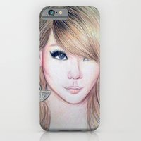 iPhone & iPod Case featuring CL (2NE1) - Lee Chae Rin by Hileeery