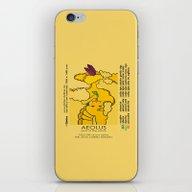 AEOLUS (god Of The Winds… iPhone & iPod Skin