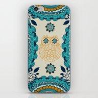 BOHO Owl iPhone & iPod Skin