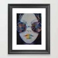 Asia Framed Art Print