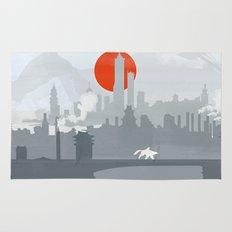 Avatar The Legend of Korra Poster Rug