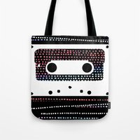 ANALOG - CASSETTE Tote Bag