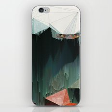 BRKNRFLCTN iPhone & iPod Skin