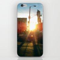 Venice Beach 2 iPhone & iPod Skin