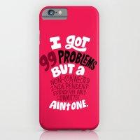 SuperPAC Problems iPhone 6 Slim Case