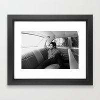 Chevrolet Framed Art Print