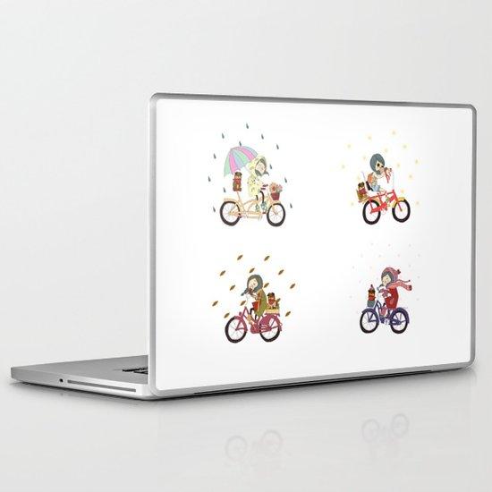 Four Seasons Laptop & iPad Skin