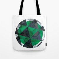 Jade Eye Tote Bag