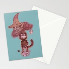 Journey to the what? Stationery Cards