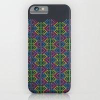 Geometric Pattern iPhone 6 Slim Case