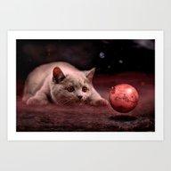 Mouse On Mars Art Print