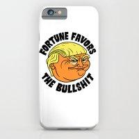 Fortune Favors the Bullshit iPhone 6 Slim Case