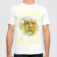 It was once Marlon B. Mens Fitted Tee White SMALL