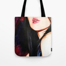 On The Edge Of Desire Tote Bag