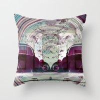 Iconic Swirl Throw Pillow