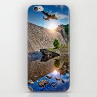 Over the Dam iPhone & iPod Skin