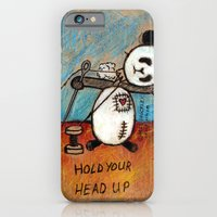 HOLD YOUR HEAD UP iPhone 6 Slim Case
