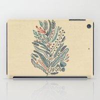 Turning Over A New Leaf iPad Case