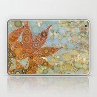 Perky Maple Leaf Abstrac… Laptop & iPad Skin