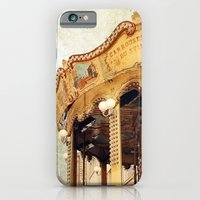 iPhone & iPod Case featuring Le Manège #5 by Marc Loret