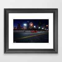 Mazda RX-7 Framed Art Print