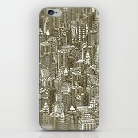 City Visions iPhone & iPod Skin