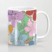 Cherry Blossom Colour - … Mug