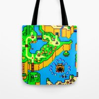 Mario World '84 Tote Bag