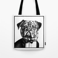 Puglass Tote Bag
