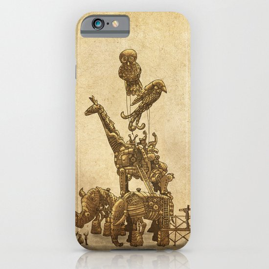 Mechanical Menagerie  iPhone & iPod Case