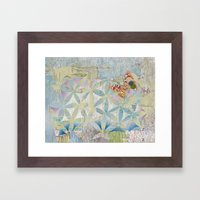 Miraculous Recovery Framed Art Print