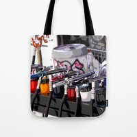 Only Temporary  Tote Bag