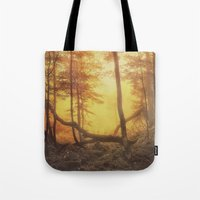 Mystical Forest Tote Bag