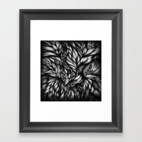 Connection Framed Art Print