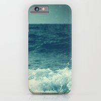 iPhone & iPod Case featuring The Sea II. (Sea Monster) by Dr. Lukas Brezak