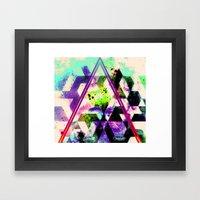 INFIANGLE Framed Art Print