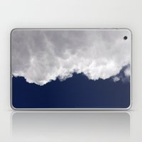 Rumble Blue Laptop & iPad Skin