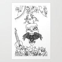 Burnside Art Print